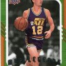 2008 Upper Deck MVP Basketball Card #260 John Stoickton