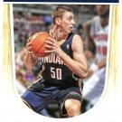 2011 Hoops Basketball Card #81 Tyler Hansbrough