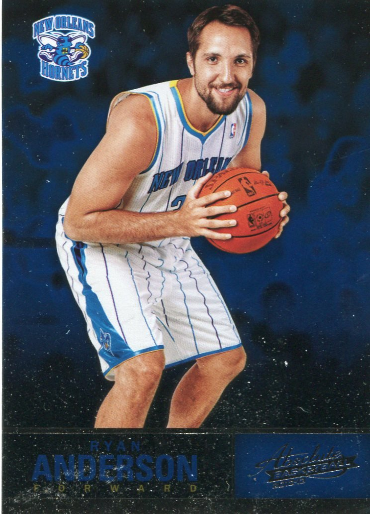 2012 Absolute Basketball Card #85 Ryan Anderson