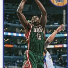 2013 Hoops Basketball Card #112 Luc Mbah A Moute