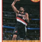 2013 Hoops Basketball Card #126 Nicolas Batum
