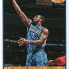 2013 Hoops Basketball Card #127 Derrick Williams