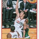 2013 Hoops Basketball Card #136 Victor Claver