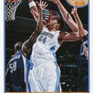 2013 Hoops Basketball Card #141 JaVale McGee