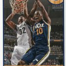 2013 Hoops Basketball Card #165 Alec Burks