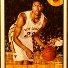 2013 Hoops Basketball Card #157 Anthony Davis