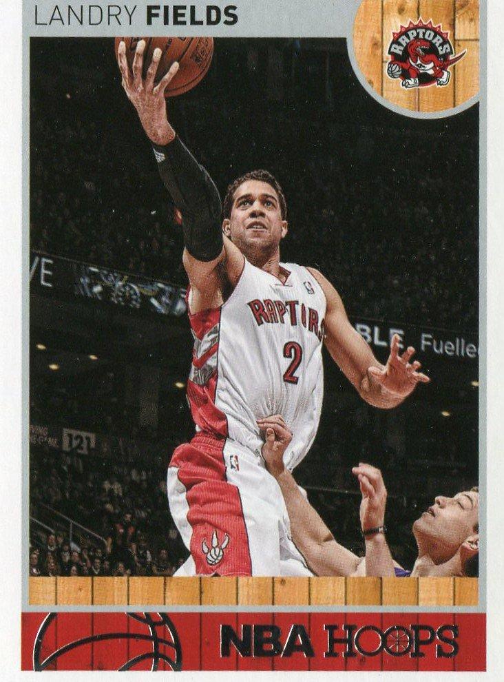 2013 Hoops Basketball Card #172 Landry Fields