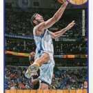 2013 Hoops Basketball Card #173 Greivis Vasquez