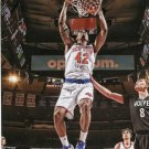 2015 Hoops Basketball Card #252 Lance Thomas