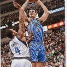 2015 Hoops Basketball Card #258 Steven Adams