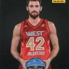 2012 Absolute Basketball Card All Stars #9 Kevin Love