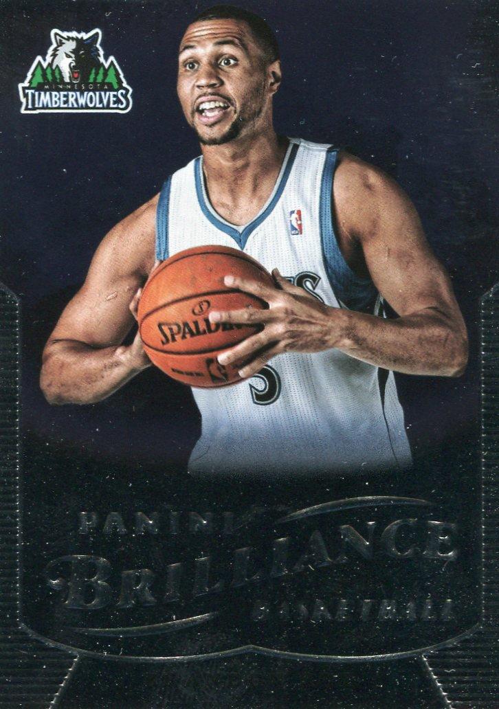 2012 Brilliance Basketball Card #129 Brandon Roy