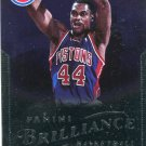 2012 Brilliance Basketball Card #226 Rick Mahorn
