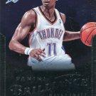 2012 Brilliance Basketball Card #240 Jeremy Lamb