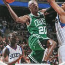 2012 Hoops Basketball Card #6 Ray Allen