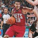2012 Hoops Basketball Card #10 Kris Humphries