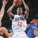 2012 Hoops Basketball Card #27 Evan Turner