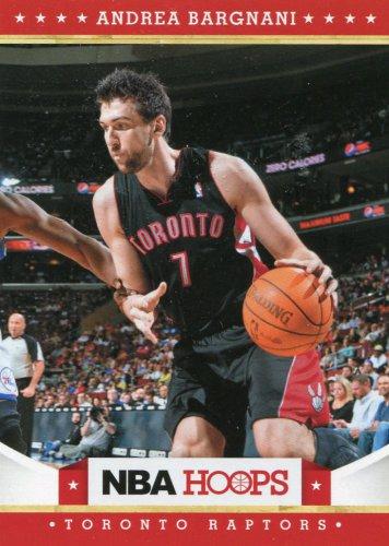 2012 Hoops Basketball Card #30 Andrea Bargnani