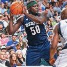 2012 Hoops Basketball Card #56 Zach Randolph