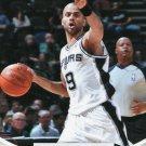 2012 Hoops Basketball Card #71 Tony Parker