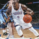 2012 Hoops Basketball Card #134 Kendrick Perkins