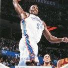 2012 Hoops Basketball Card #137 Serge Ibaka