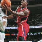 2012 Hoops Basketball Card #149 Jeff Teague