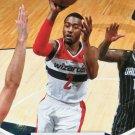 2012 Hoops Basketball Card #172 John Wall