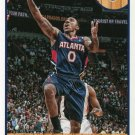 2013 Hoops Basketball Card #178 Jeff Teague