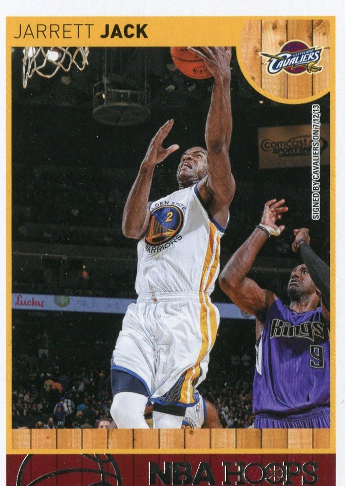 2013 Hoops Basketball Card #189 Jarrett Jack