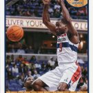 2013 Hoops Basketball Card #201 Martell Webster