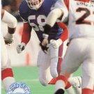 1991 Pro Set Platinum Football Card #9 Shane Conlon