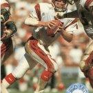 1991 Pro Set Platinum Football Card #16 Boomer Esiason