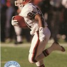 1991 Pro Set Platinum Football Card #20 Eric Metcalf