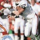 1991 Pro Set Platinum Football Card #22 Clay Matthews