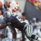 1991 Pro Set Platinum Football Card #27 Ken Norton