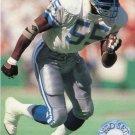 1991 Pro Set Platinum Football Card #34 Michael Cofer