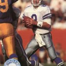 1991 Pro Set Platinum Football Card #24 Troy Aikman