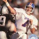 1991 Pro Set Platinum Football Card #28 John ELway