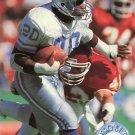 1991 Pro Set Platinum Football Card #33 Barry Sanders