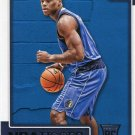 2015 Hoops Basketball Card #290 Justin Anderson