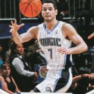 2012 Hoops Basketball Card #166 J J Redick