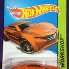2015 Hot Wheels #204 Ryura LX