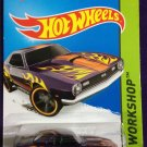 2015 Hot Wheels #211 68 Copo Camaro