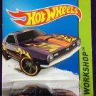 2015 Hot Wheels #211 68 Copo Camaro