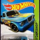 2015 Hot Wheels #214 63 Studebaker Champ