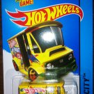 2014 Hot Wheels #7 Bread Box