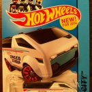 2014 Hot Wheels #10 The Vanster