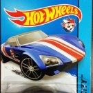 2014 Hot Wheels #20 Avante Garde