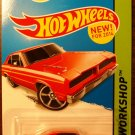 2014 Hot Wheels #240 1974 Brazillian Dodge Charger